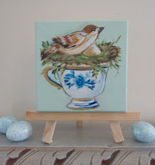 Welcoming  Spring on Etsy