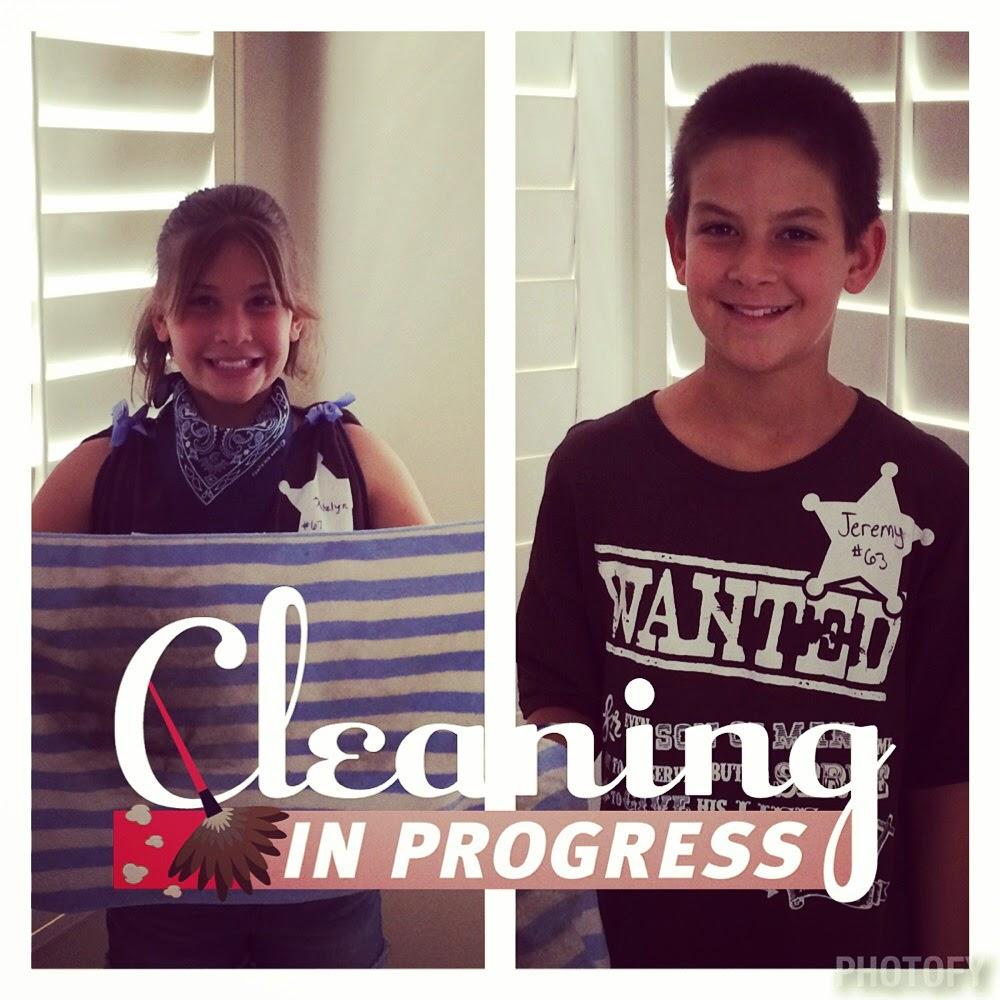 Week 4 Piyo Update, cleaning in progress