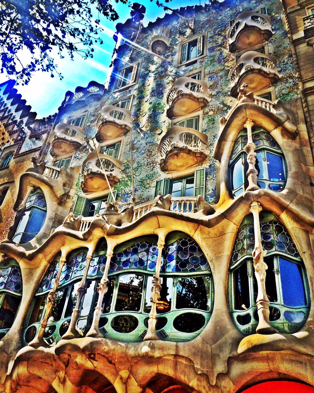 Onuncukoyyolcusu barcelona gezi rehberi casa battlo - Casas de gaudi ...