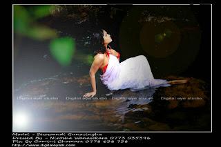 Sewwandi Gunasingha hot sri lankan model