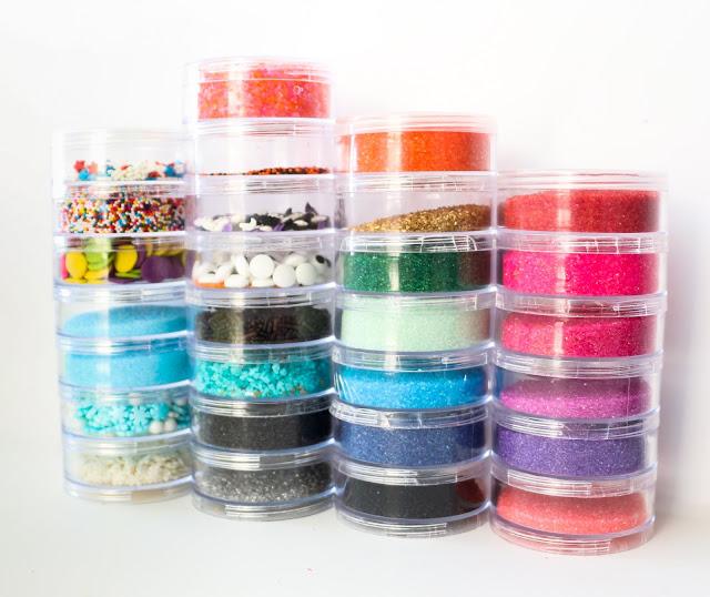 Sprinkle Storage