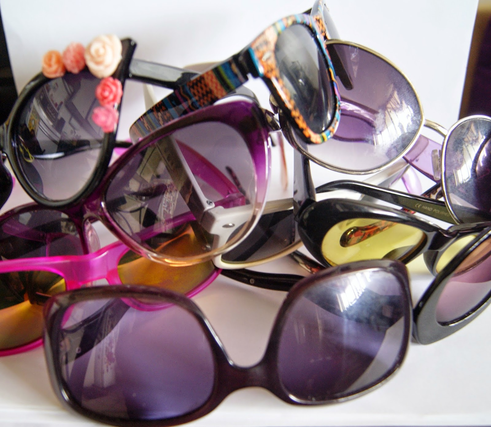 Sunglasses, sunnies, fashion, style, trend, summer, Melanie.Ps, The Purple Scarf, Toronto, Ontario, Canada, Love