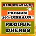 Promosi Produk D'HERBS