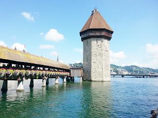 Lisa Mais Uma vida na Suíça- Lucerne- suíça
