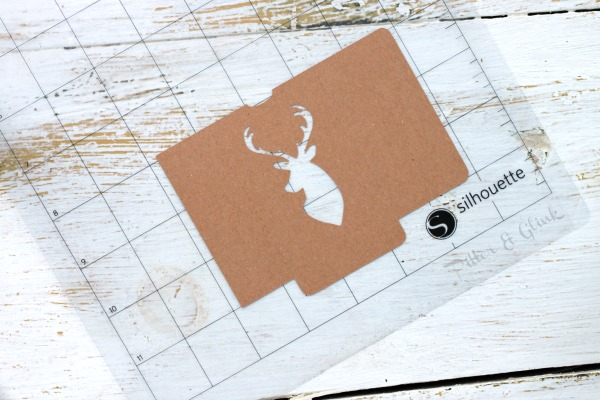DIY Gift Card Holders with Free Silhouette Cut Files via pitterandglink.com