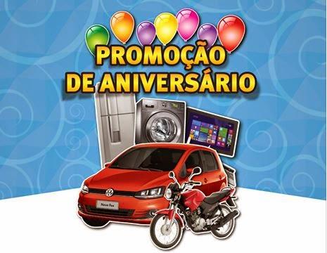 Promoção de Aniversário Veran Supermercados