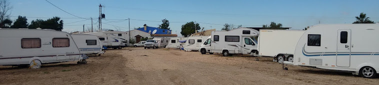 Costa Blanca Caravan and Boat Storage