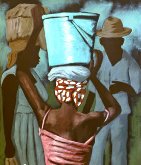 Haitianarts cadre art République Dominicaine