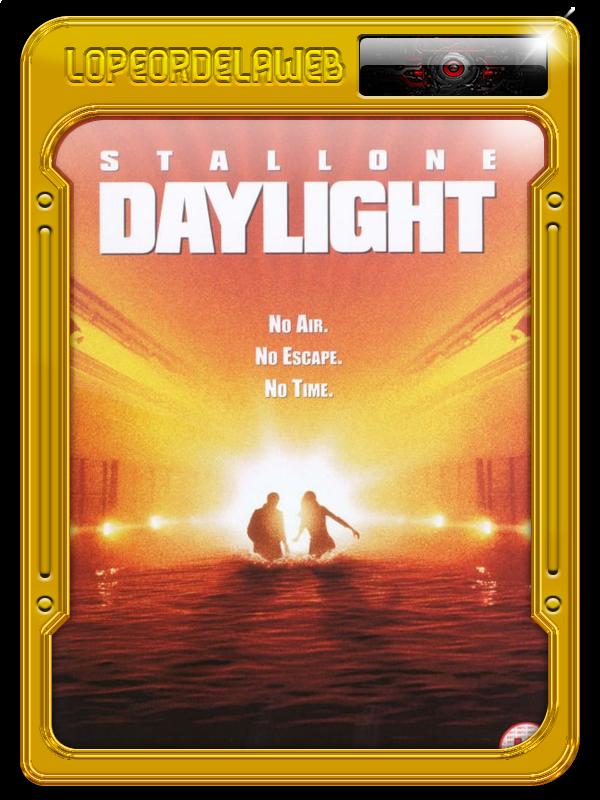 Daylight (Pánico En El Túnel) (1996) [BrRip-720p-Dual-Mega]