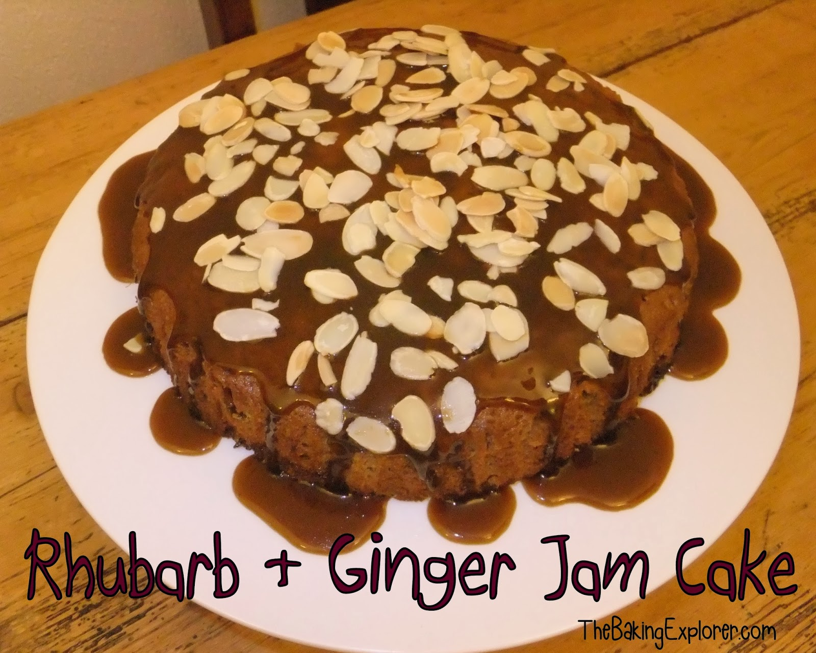 dark spiced cake is based on a rombauer cake which is a german cake ...
