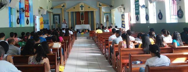 JM da Diocese de Sobral realiza primeira Missão Jovem