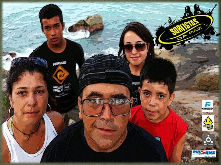 SURFISTAS DA PAZ
