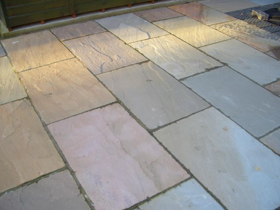 Cheapest patio pavers patio design ideas Simple paving ideas