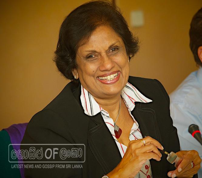 Former president Chandrika Bandaranaike speaks about Mahinda Rajapaksa's statements