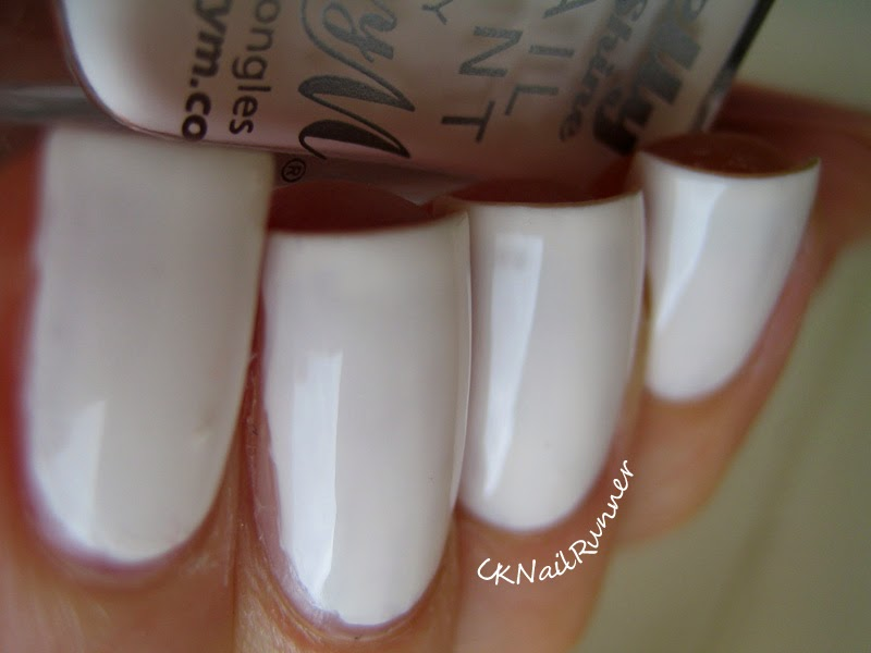 Barry M Gelly Nail Paint - Coconut