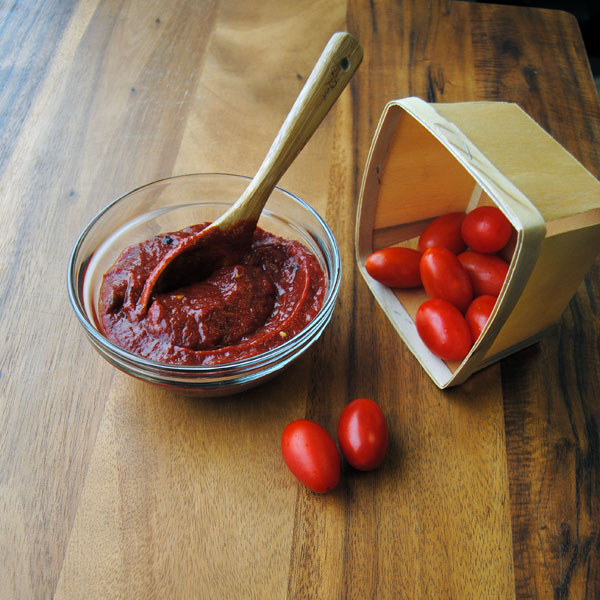Weston Brands Blog: Blueberry Chipotle Ketchup with the Roma by Weston ...