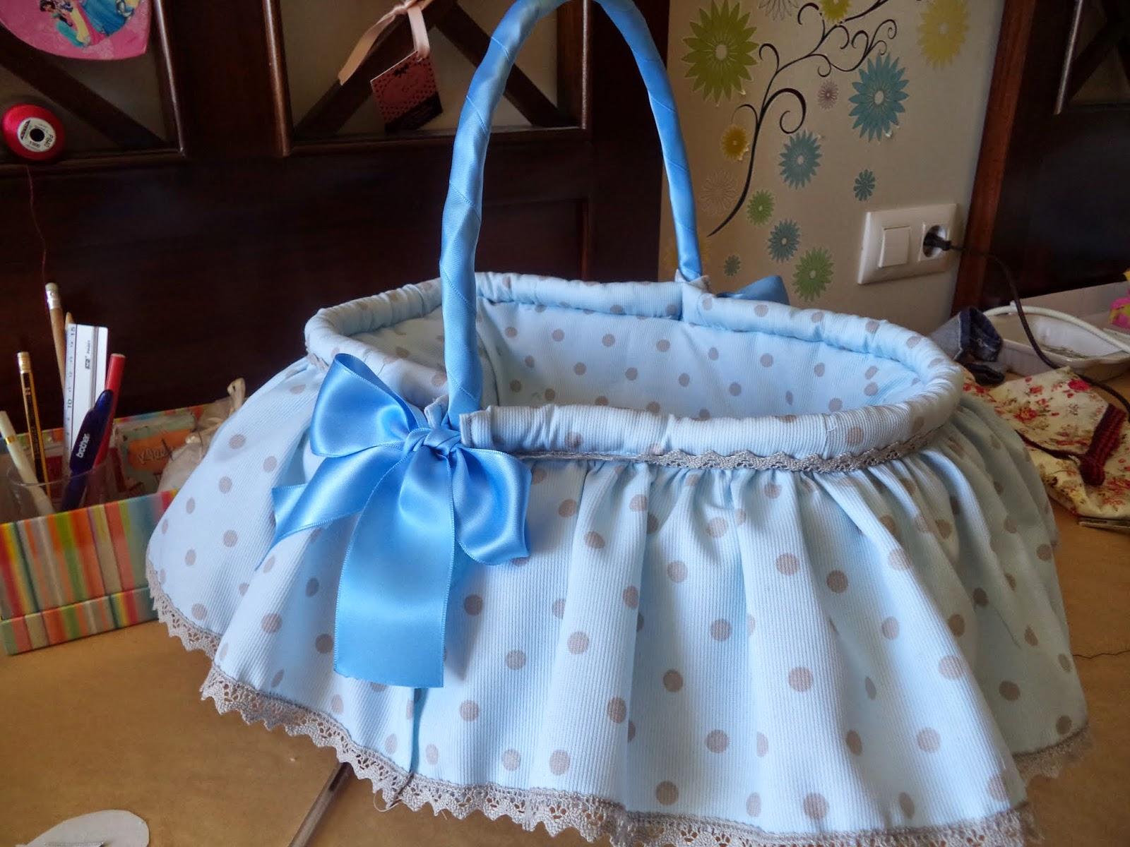 PAP ...cestita para bebe.... - lanaytela.com