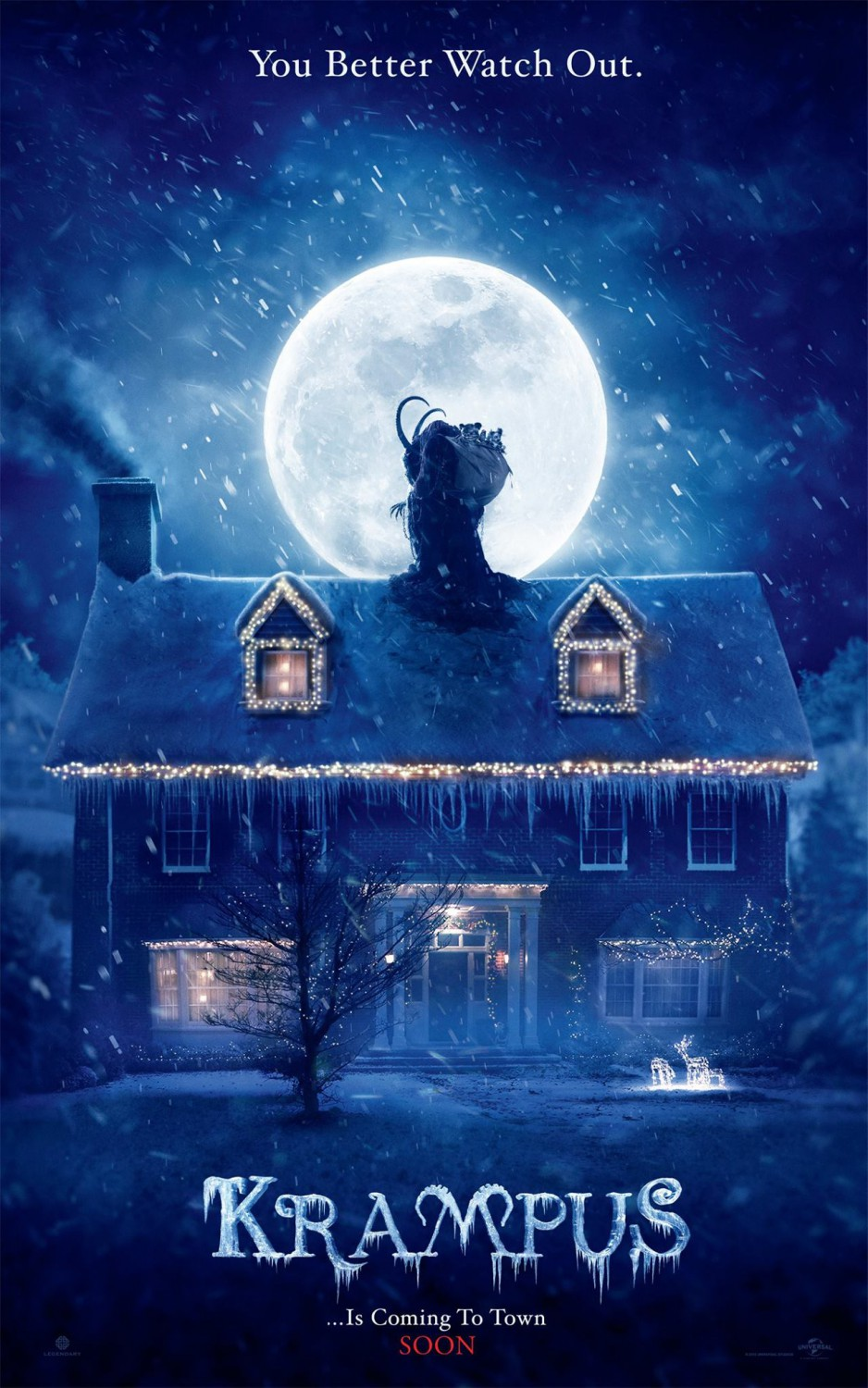 Krampus: O Lado Negro do Natal – Full HD 1080p