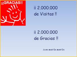 2.000.000 de visitas