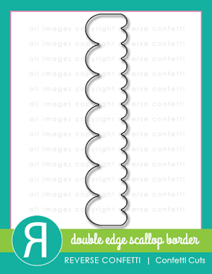 double edge scallop