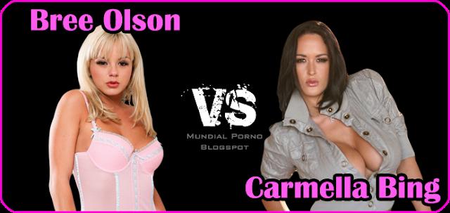 Bree Olson vs Carmella Bing