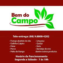 BEM DO CAMPO - CATARINA