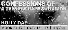 Confessions of a Teenage Rape Survivor - 13 October