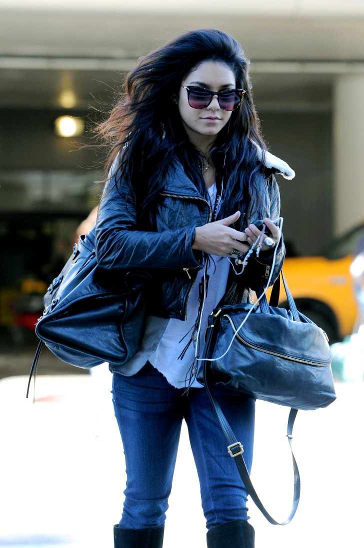 Vanessa Hudgens 2013 Casual Outfits lfpwr: Style crush - V...