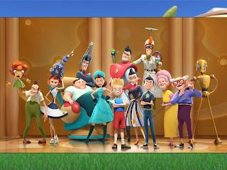 Meet The Robinson Disney Wallpaper