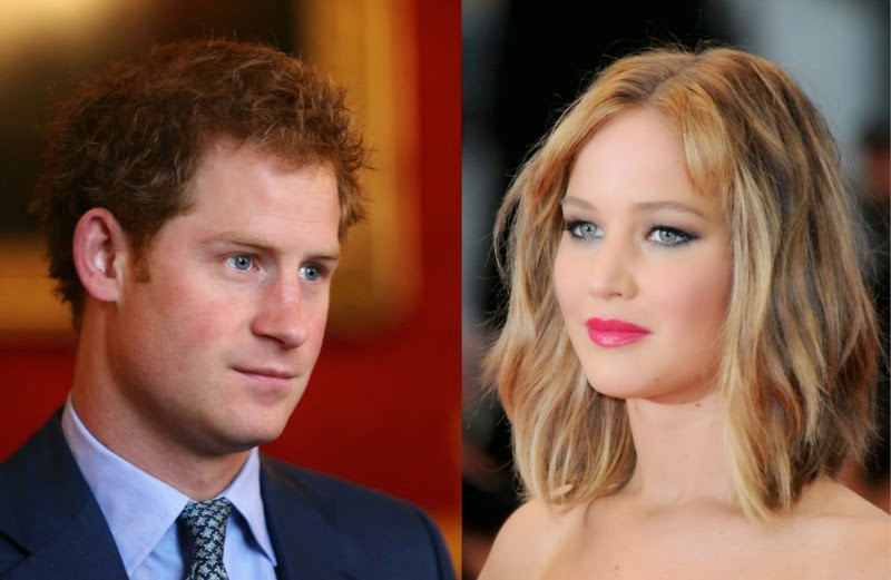 from Duncan is jennifer lawrence dating prince harry