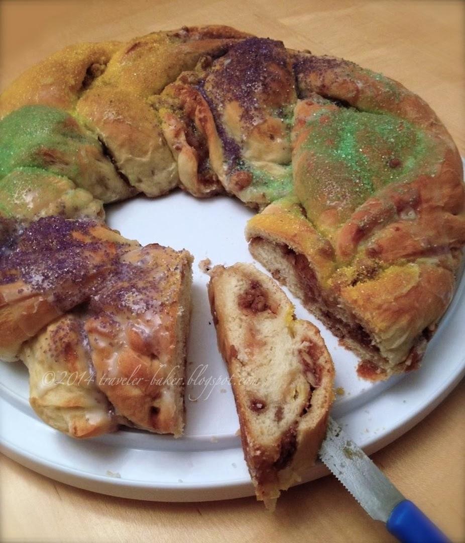 king cake (new orleans mardi gras cake)