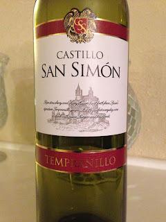 Castillo San Simon Tempranillo