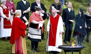Islandia Akan Bangun Kuil untuk Dewa Norse