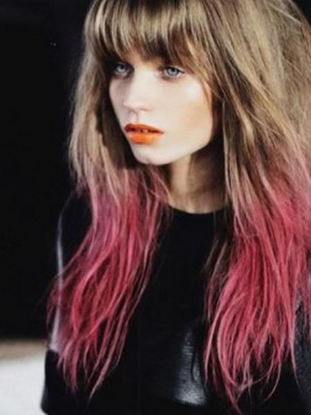 Voir une autre couleur de cheveux