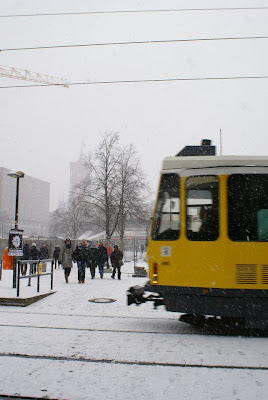 Berlin Transportation Guide Tram