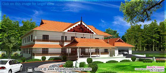 Kerala super luxury home