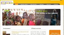 Campaña mundial por la educación