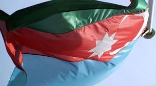 Ani Margaryan blog Azerbaijan flag