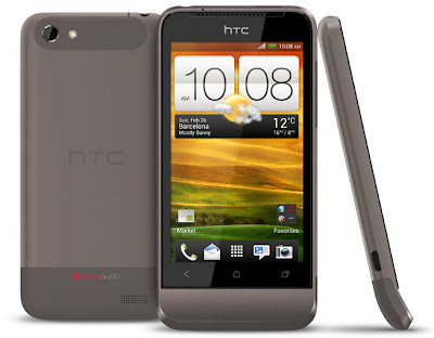 HTC One V, Harga HTC One V, Spesifikasi HTC One V