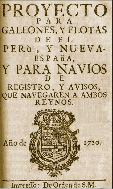 1720 - Projet  sur les Flotes et navires
