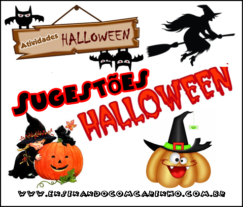 Sugestões Halloween