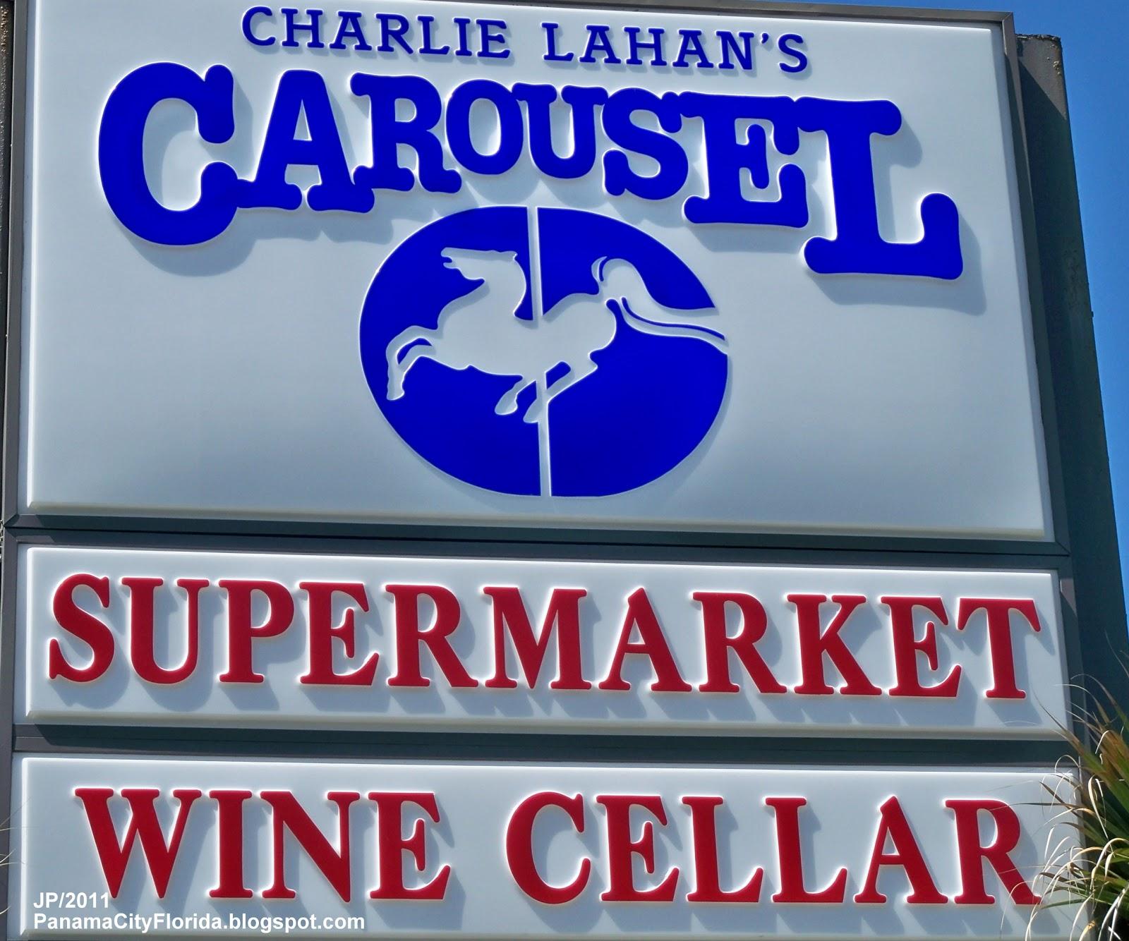 Carousel Supermarket Panama City Beach Fl