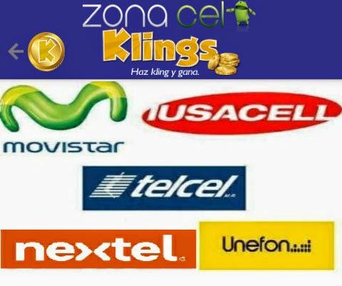 Saldo Telcel y Movistar gratis