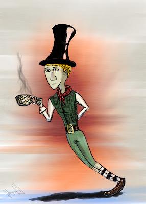 Шляпа изи алисы в стране чудес