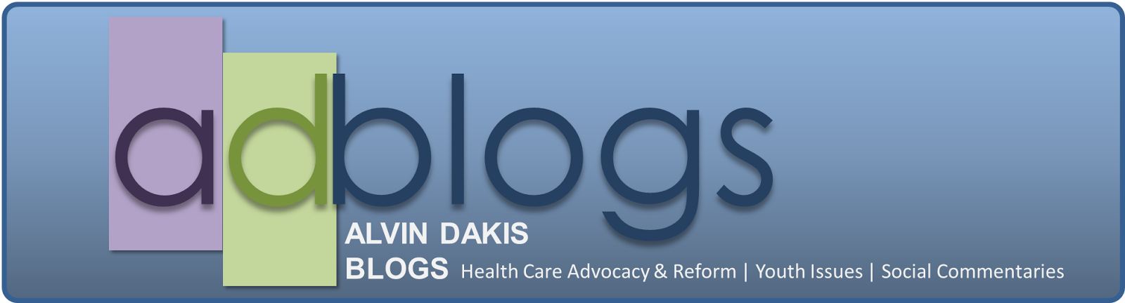 Alvin Dakis Blogs
