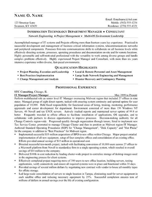 resume samples staffing consultant resume