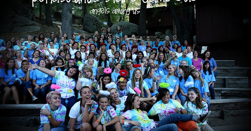 The Marchant Adventures Penasquitos Stake Girls Camp 2012