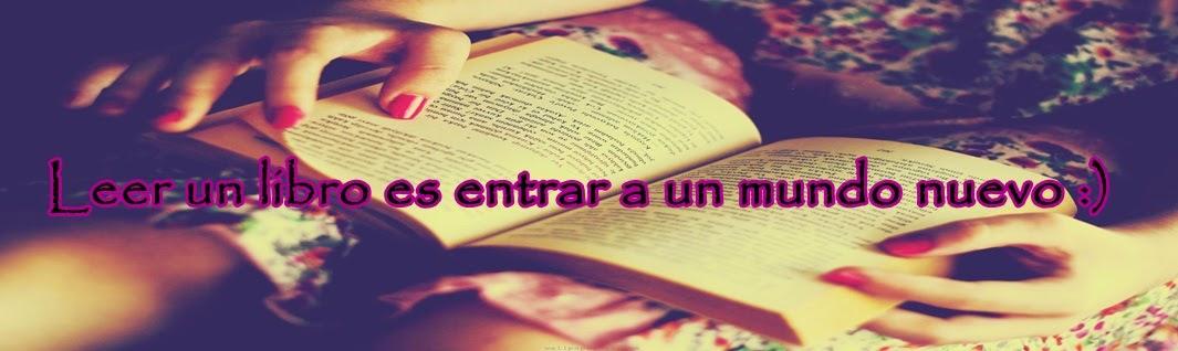 Leer un libro es entrar a un mundo nuevo