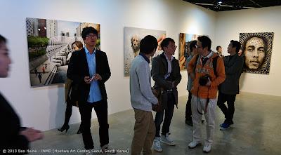 Ben Heine Exhibition