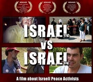 Israel vs Israel - Activistas Israelíes por la Paz: